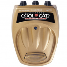 Danelectro Cool Cat Transparent Overdrive CTO-2 V2