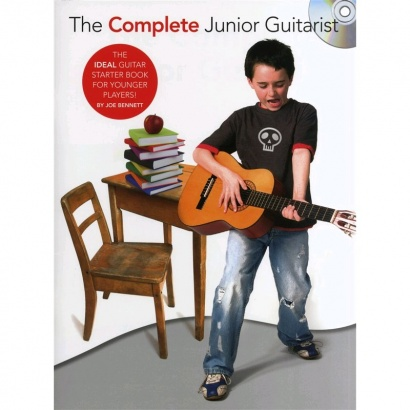 Wise Publications - Joe Bennett: The Complete Junior Guitarist