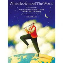 MusicSales - Whistle Around The World für Tin Whistle in D