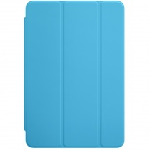 Apple MKM12ZM/A Smart Cover für iPad mini 4, blau