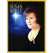 Wise Publications - Susan Boyle: The Gift (PVG) Songbook