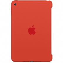 Apple MLD42ZM/A iPad mini 4 Silikonhülle, orange