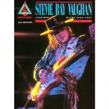 Hal Leonard - Stevie Ray Vaughan: Lightnin' Blues 1983-1987
