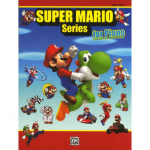 Alfreds Music Publishing - Super Mario Series - Piano