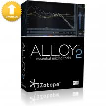 iZotope Alloy 2 Upgrade von Alloy 1, Download