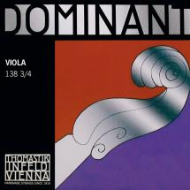 Thomastik-Infeld Dominant Viola TH-138-34 G-3 Saite für Bratsche