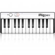 IK Multimedia iRig Keys MINI MIDI keyboard PC, Mac, iOS, Android
