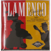 Black Diamond Strings N65 Flamenco Guitar Saitensatz Konzertgitarre