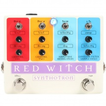 Red Witch Synthotron Pedal