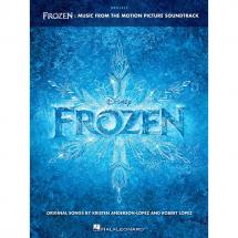 Hal Leonard - Frozen: Music From The Motion Picture für Ukulele