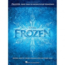 Hal Leonard - Frozen: Music From The Motion Picture für Gesang