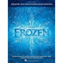 Hal Leonard - Frozen: Easy Piano Songbook