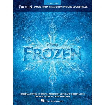 Hal Leonard - Frozen: Music From The Motion Picture piano solo