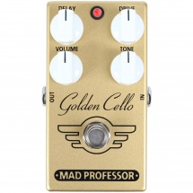 Mad Professor Golden Cello Limited Edition