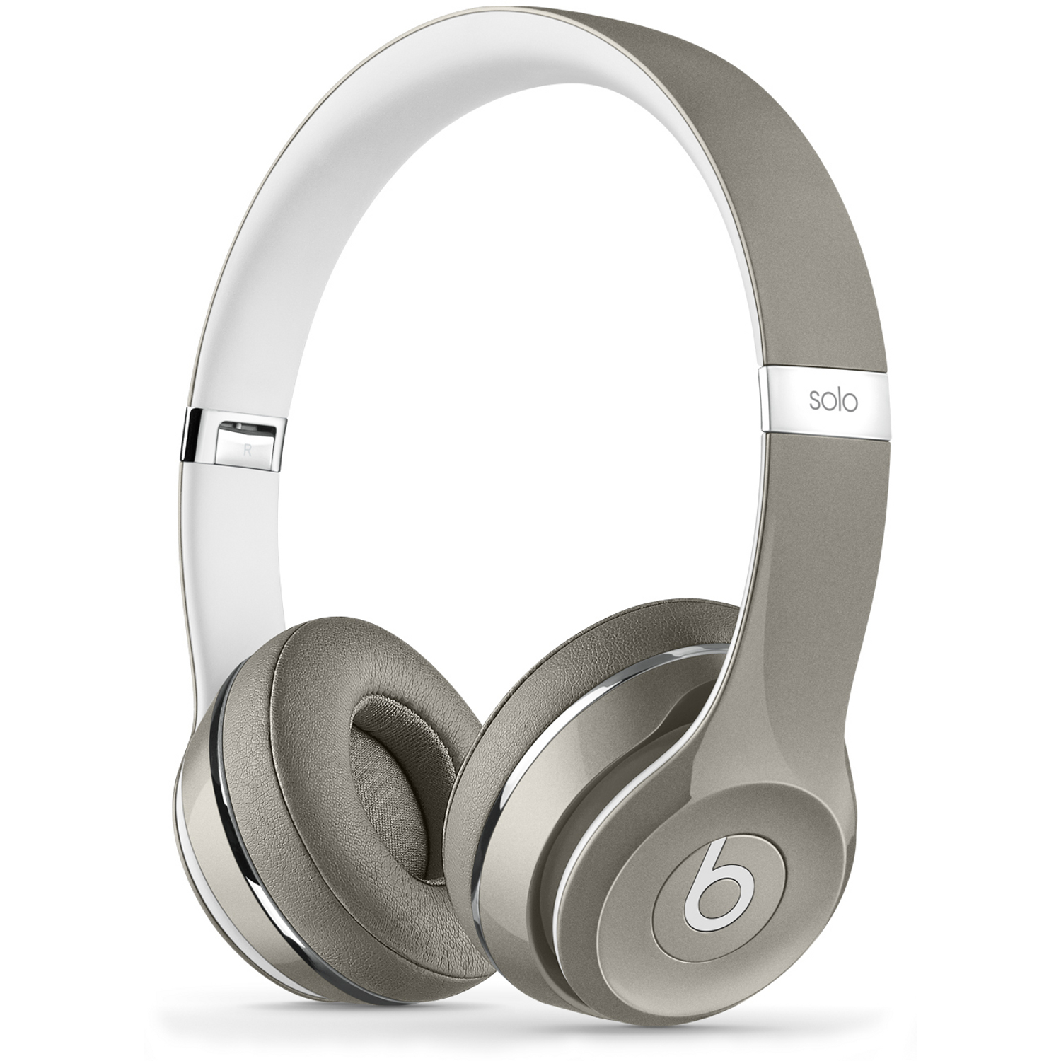 beats by dre solo2 luxe edition silver kopfh rer kaufen. Black Bedroom Furniture Sets. Home Design Ideas