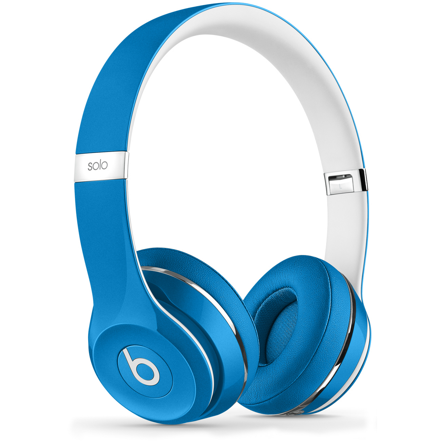 beats by dre solo luxe edition blue kopfh rer kaufen. Black Bedroom Furniture Sets. Home Design Ideas