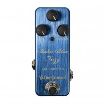 One Control Baltic Blue Fuzz Pedal