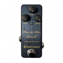 One Control Prussian Blue Reverb Pedal