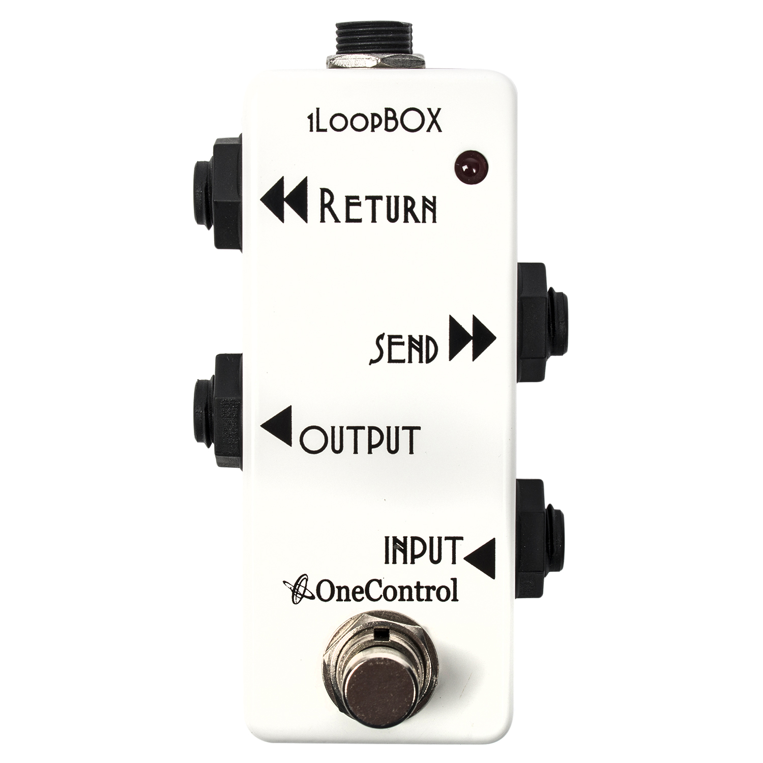 One Control 1 Loop Box Signalsplitter Pedal