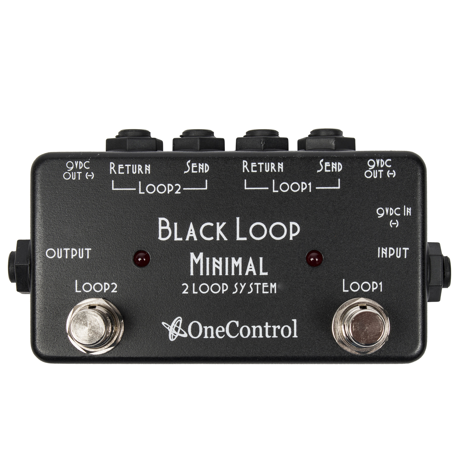 One Control Black Loop Signalsplitter Pedal