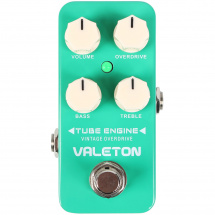 Valeton Tube Engine Vintage Overdrive Pedal