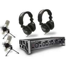 Tascam Trackpack 4x4 Recording Set