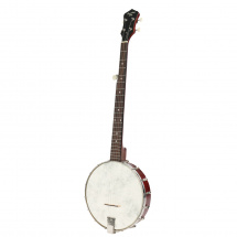 Recording King RKOH-05 Dirty Thirties Open Back Banjo