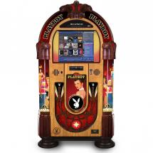 Ricatech The Iconic Playboy Jukebox Playboy Jukebox Collectors Edition Music Center