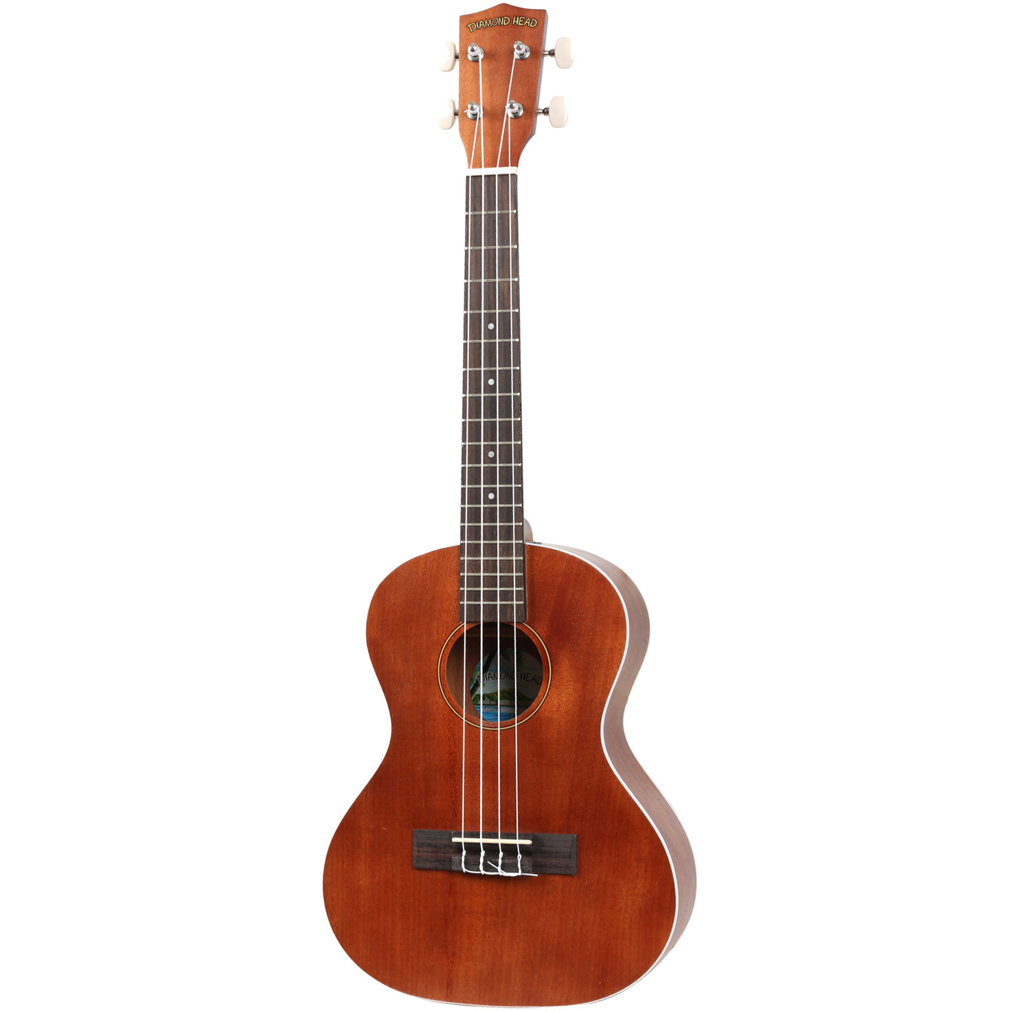 Diamond Head DU 250T Satin Mahogany Tenor Ukulele