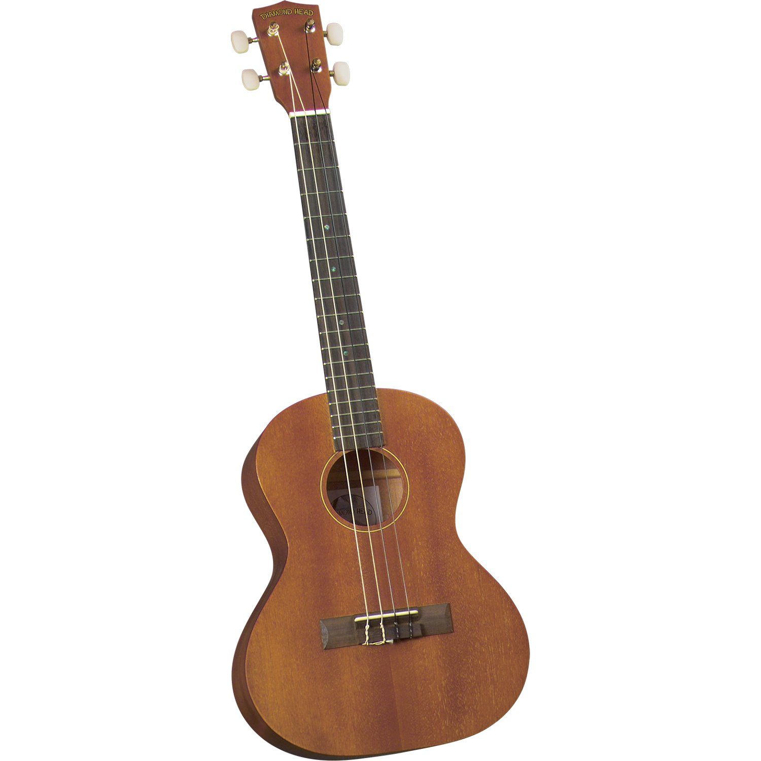 Diamond Head DU 200T Deluxe Natural Mahogany Tenor Ukulele
