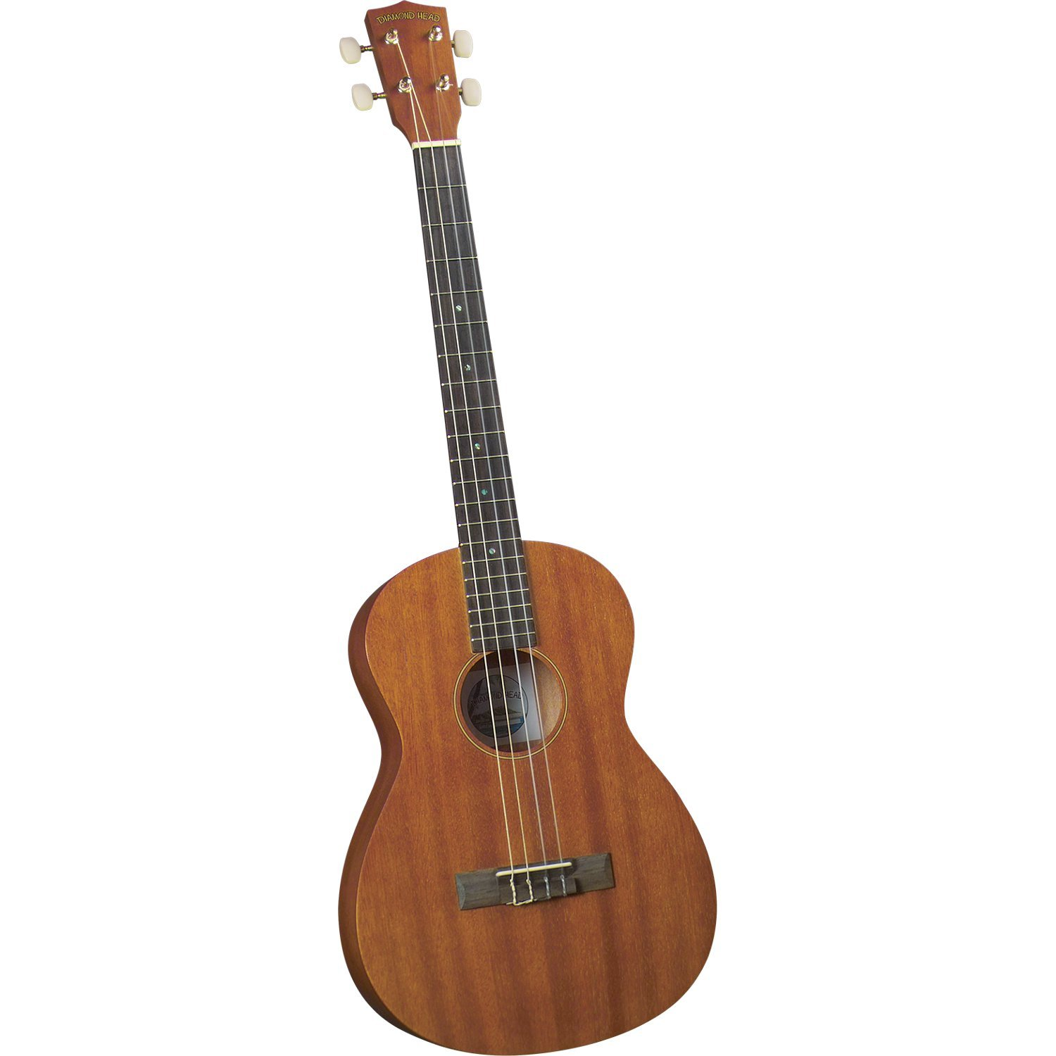 Diamond Head DU 200B Deluxe Natural Mahogany Baritonukulele