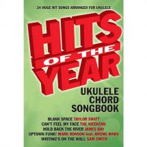Wise Publications - Hits Of The Year 2015 für Ukulele