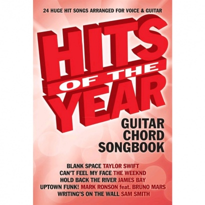 Wise Publications - Hits Of The Year 2015  für Gitarre