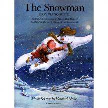 Chester Music - Howard Blake: The Snowman - Easy Piano Suite