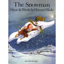 Chester Music - Howard Blake: The Snowman  f. Klavier