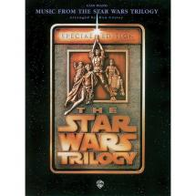Hal Leonard - Music From The Star Wars Trilogy - Easy Piano