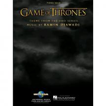 Hal Leonard - Ramin Djawadi: Game Of Thrones Theme f. Klavier