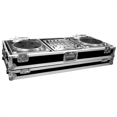 Road Ready RRDJ12W Battle-Flightcase