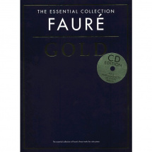 Chester Music - The Essential Collection: Fauré f. Klavier