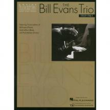 Hal Leonard - The Bill Evans Trio: Volume 1 Piano, Bass, Drums