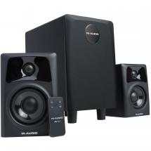 M-Audio AV 32.1 Referenzmonitore, 2.1-Set