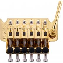 Floyd Rose FRT-C 300 SS Original Hot Rod Tremolo, vergoldet