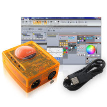 Sunlite Suite 2 Economy Class DMX-Software-Set