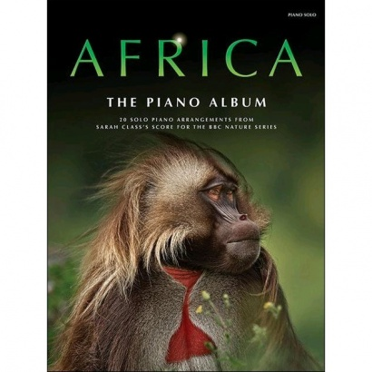 Chester Music - Africa: The Piano Album, Songbook (englisch)