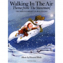Chester Music - Howard Blake: Walking in the Air Songbook f. Trompete (englisch)