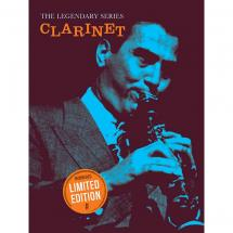 Wise Publications - The Legendary Series: Clarinet (englisch)
