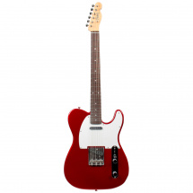 Tokai TTE50 Candy Apple Red E-Gitarre inkl. Koffer