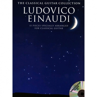 Wise Publications - L. Einaudi: The Classical Guitar Collection (englisch)