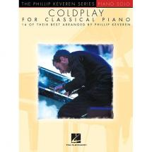 Hal Leonard - Coldplay for Classical Piano
