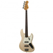 RebelRelic 61 J-Series Blonde Light Relic E-Bass